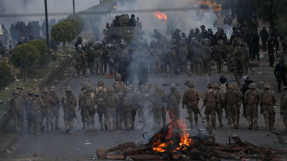Cacería política en las FF. AA. o feudalización militar en Bolivia