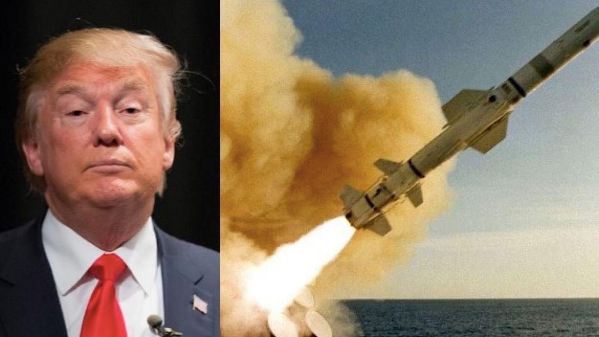 Trump amenaza con un súper misil 17 veces más rápido que los de China y Rusia