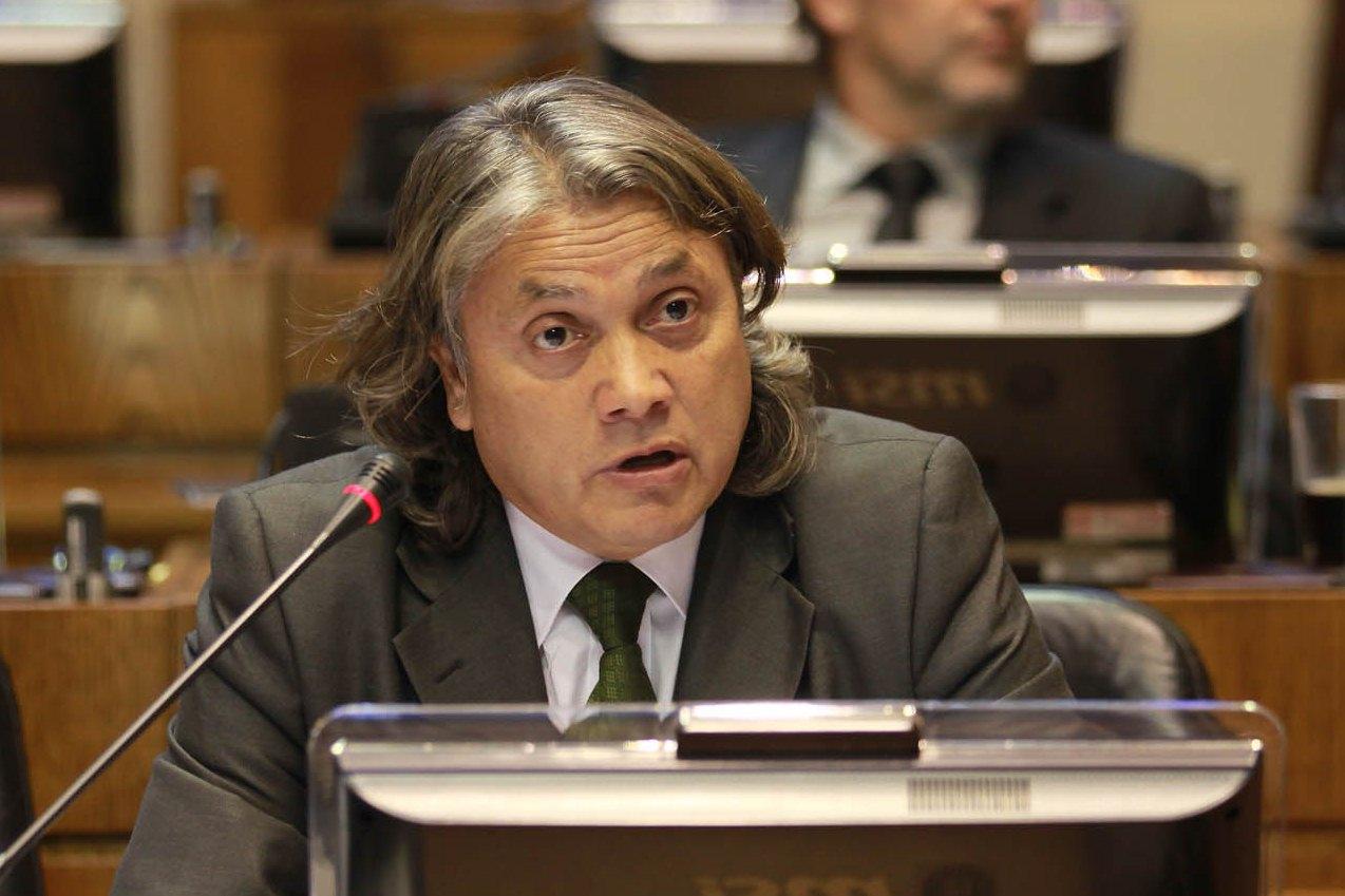 Ha habido una elección democrática con un gobierno garante: Alejandro Navarro, senador chileno y observador el 6 de junio