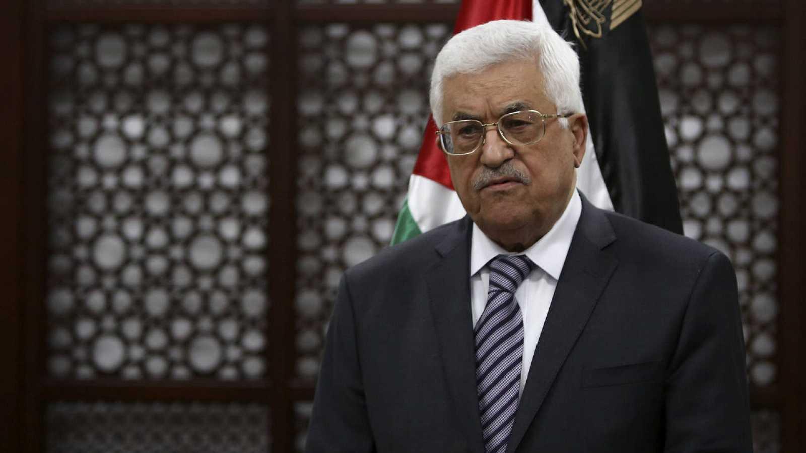Ante pretensiones de EE. UU. e Israel, Palestina se retira de todos los acuerdos suscritos