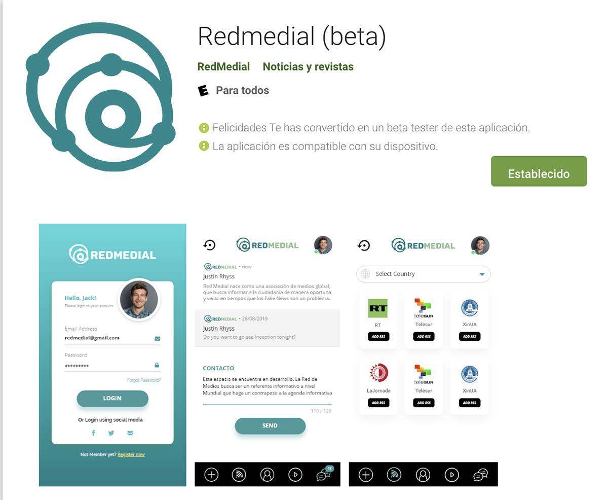 Redmedial.com : Nace Red Global de Medios Alternativos