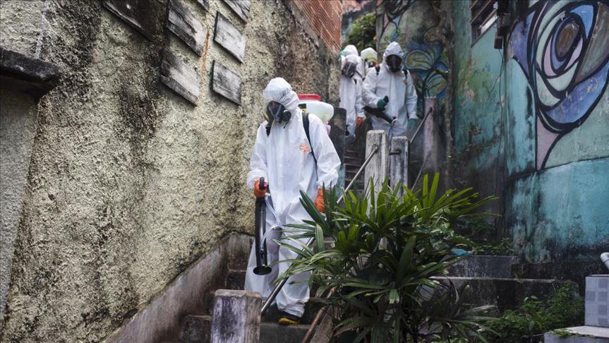 La mitad de enfermos de Covid-19 en América Latina están en Brasil: Epicentro de la pandemia
