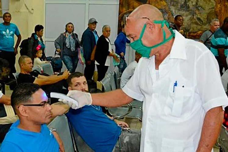 Cuba: 73,2% de los contagiados por COVID-19 se han recuperado