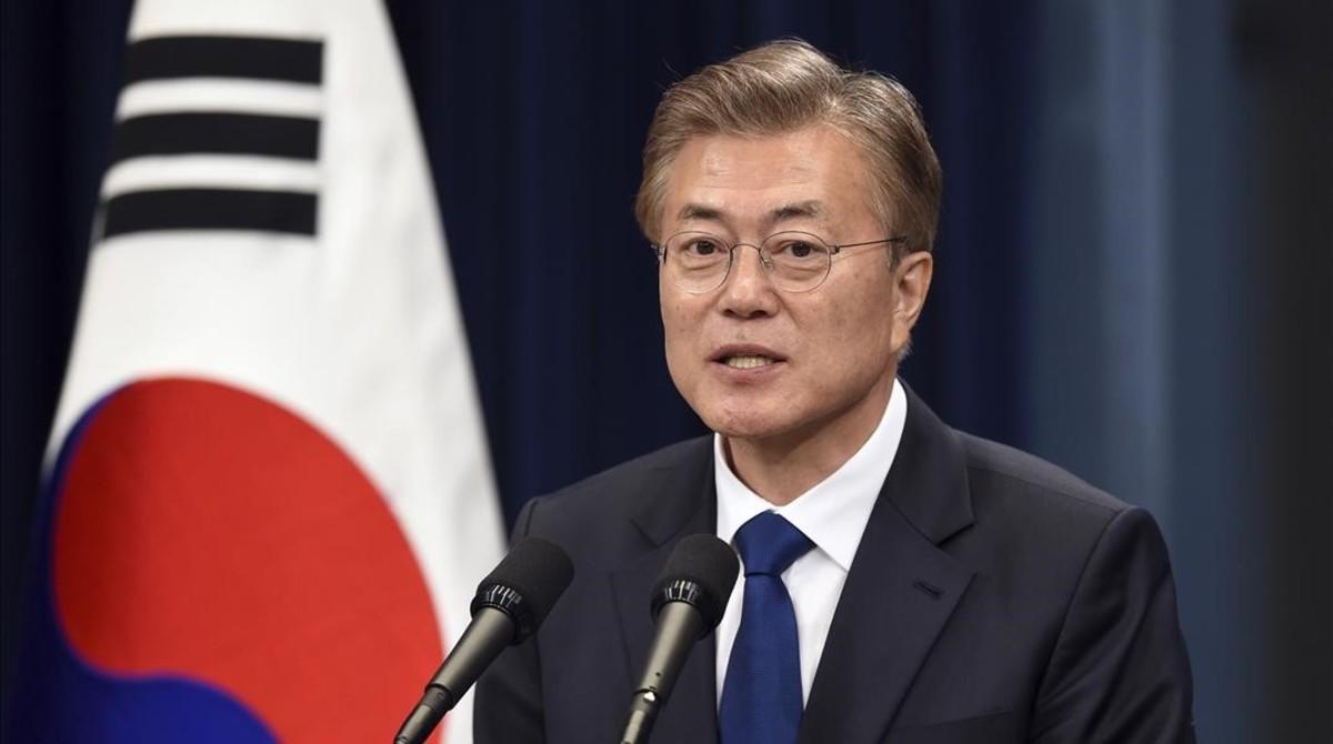 """Presidente surcoreano: """"Normas de la OMS deberían ser vinculantes"""""""