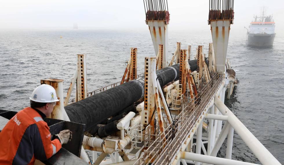 Alemania teme que posibles sanciones de EE.UU. a Nord Stream 2 afecten  instituciones federales