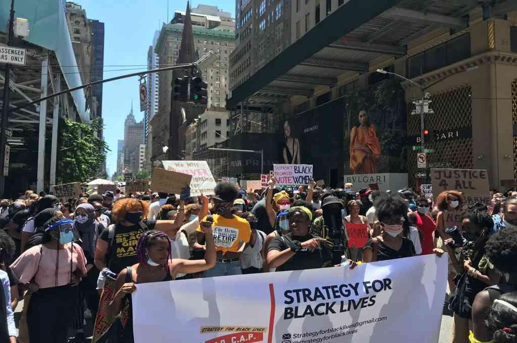 Alto al racismo y al abuso policial: 20 días de protestas en EE. UU.