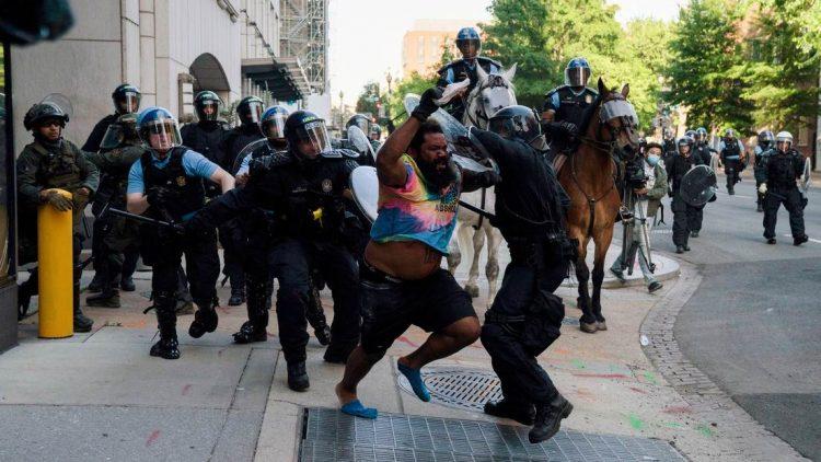 Represión Washington