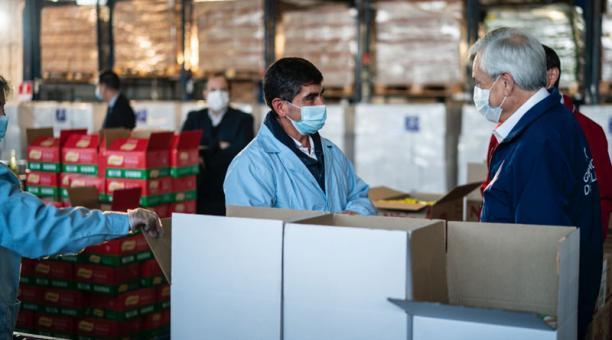 Ñuble: Intendencia dice que instructivo para sacar provecho comunicacional a cajas de alimentos era «un borrador interno»