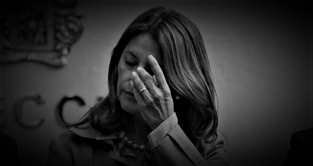 Documento oficial: Vicepresidenta de Duque contrató sicario cuando era ministra de Uribe