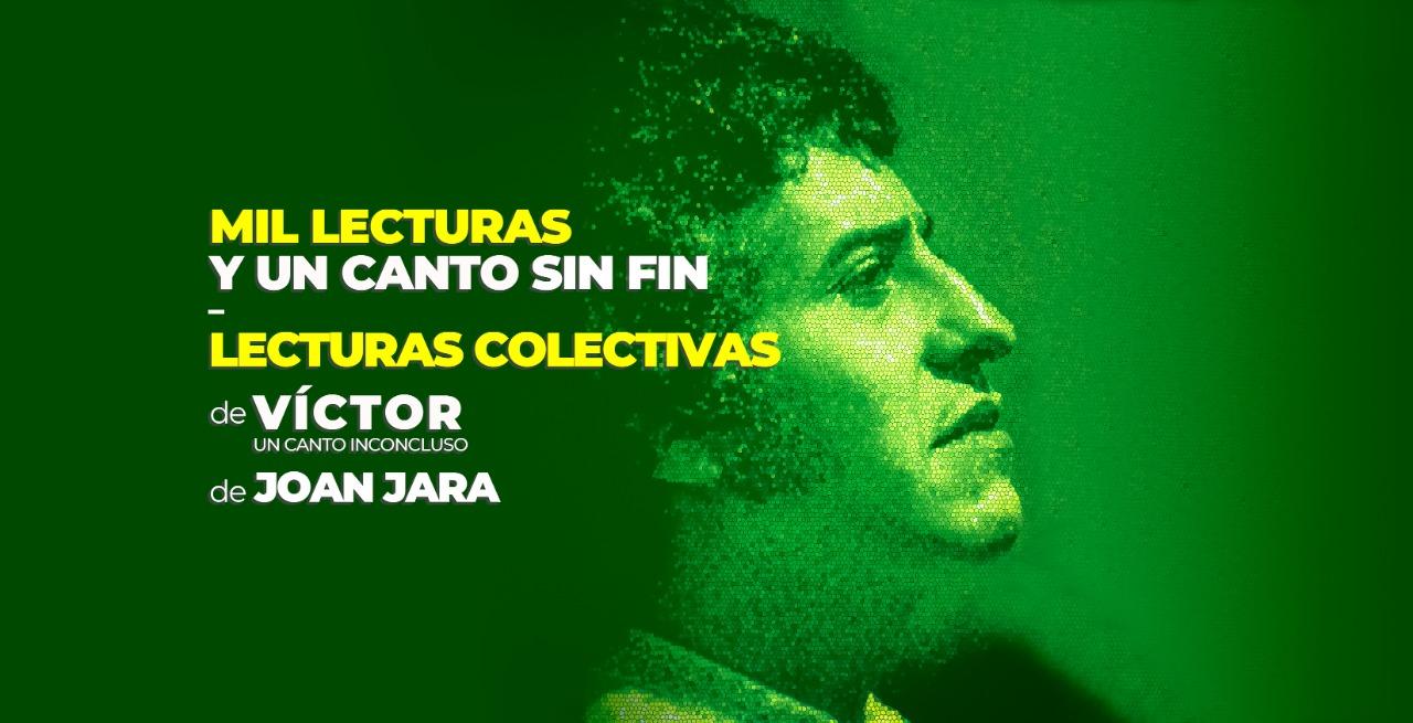 Inicia campaña de lanzamiento de la nueva edición de «Víctor un Canto Inconcluso»