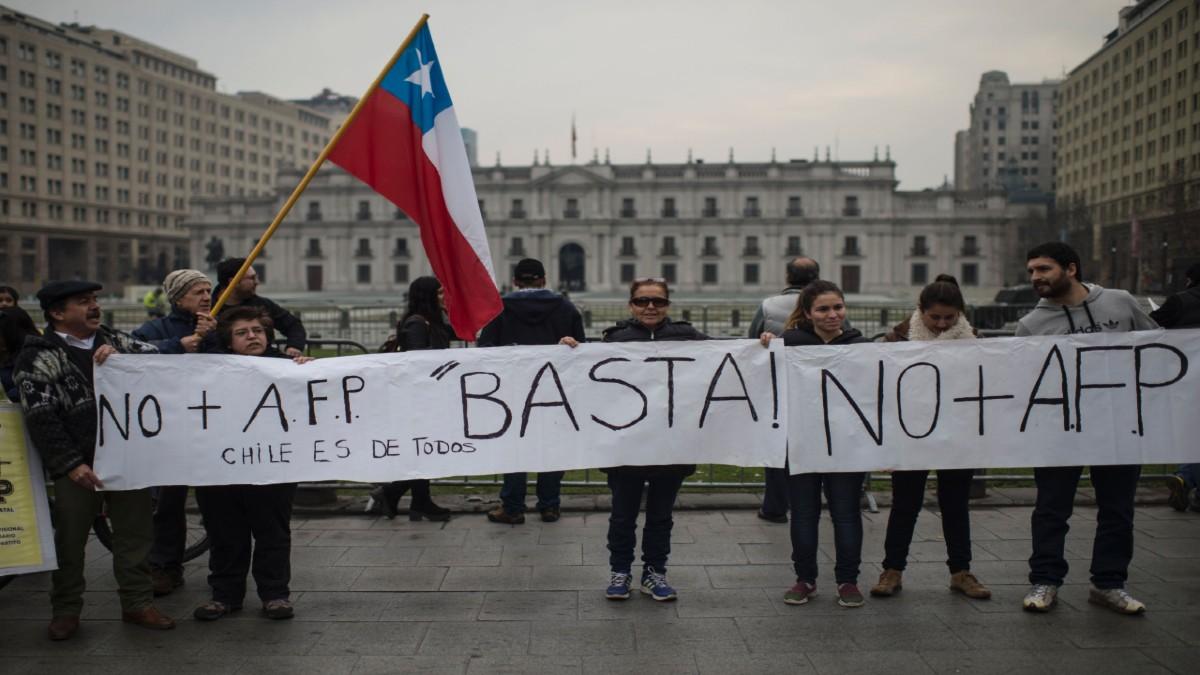 AFP Cuprum apela a fallo que le ordena dar fondos a profesora jubilada de Antofagasta