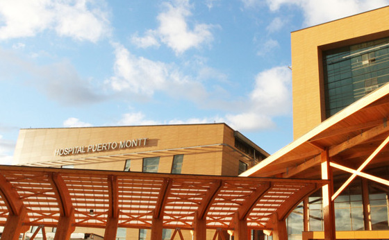 Puerto Montt: investigan posible brote de COVID-19 al interior del hospital local