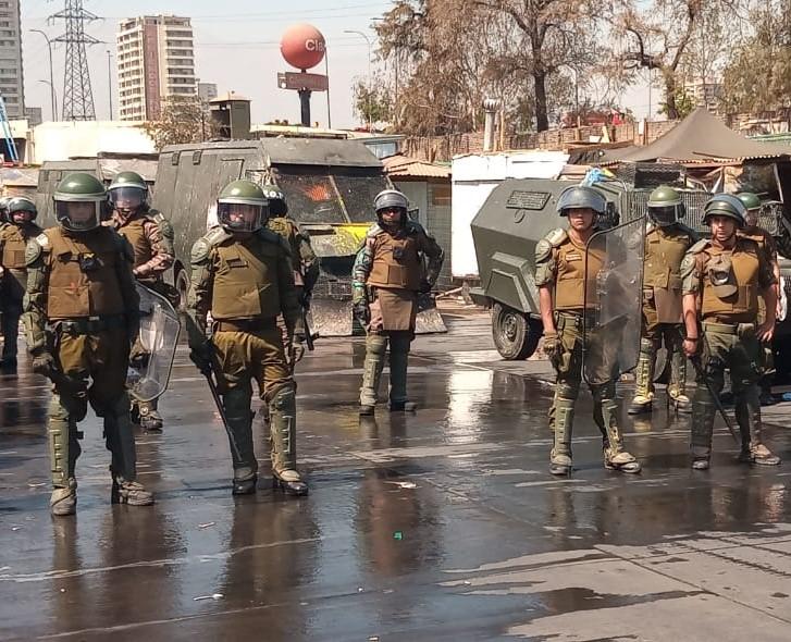 """Informe final de Misión Canadiense establece """"violaciones sistemáticas y generalizadas"""" a los DDHH en Chile durante estallido social"""