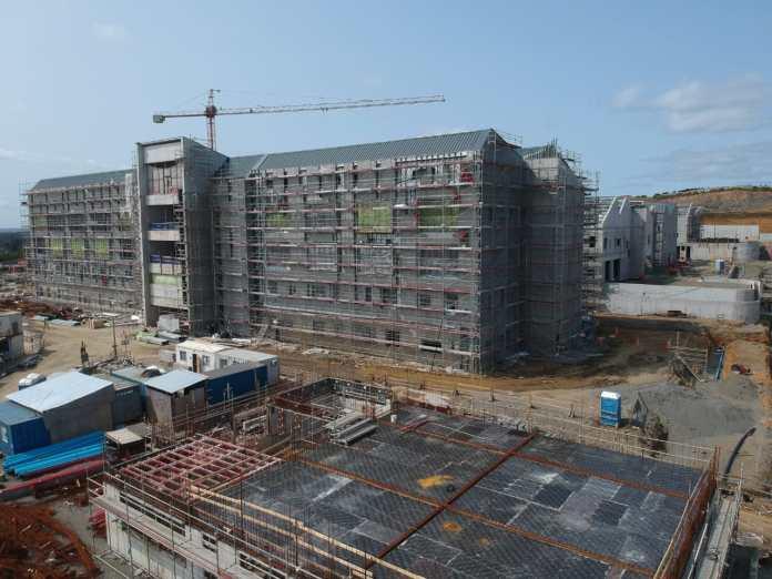 Ancud: mantienen suspensión de obras de construcción del nuevo hospital por COVID-19