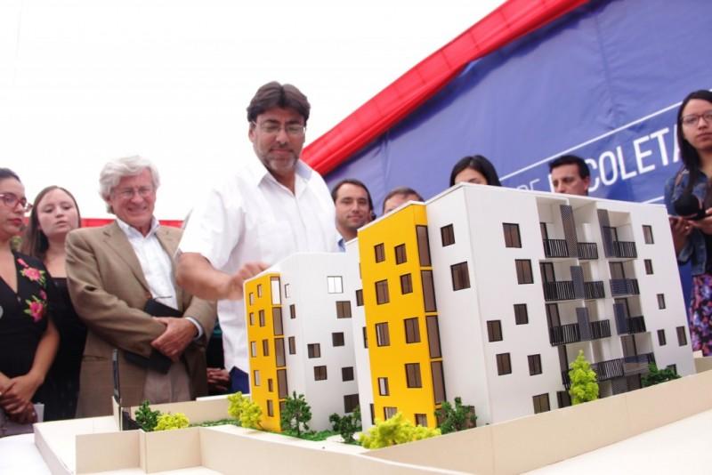 Inmobiliaria Popular de Recoleta seleccionada entre 10 ideas latinoamericanas para concurso de innovación urbana del BID