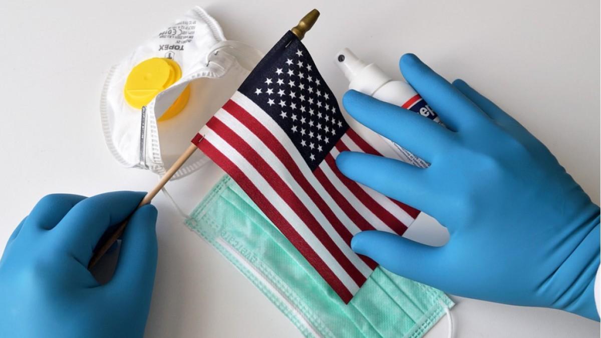 EE.UU. cae en recesión en medio de la pandemia