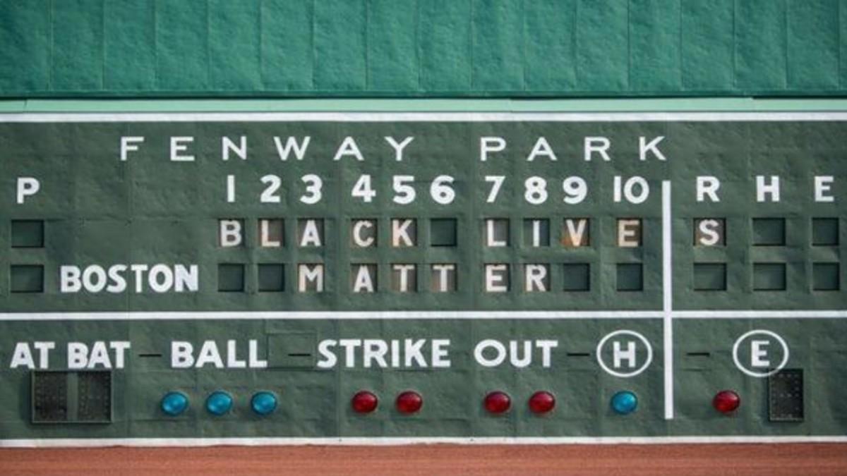 Los Medias Rojas de Boston se suman a campaña contra racismo