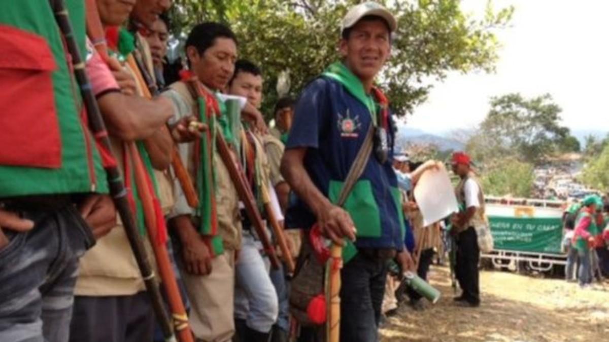 El Cauca colombiano se tiñe de luto una vez más: asesinan a comunero indígena