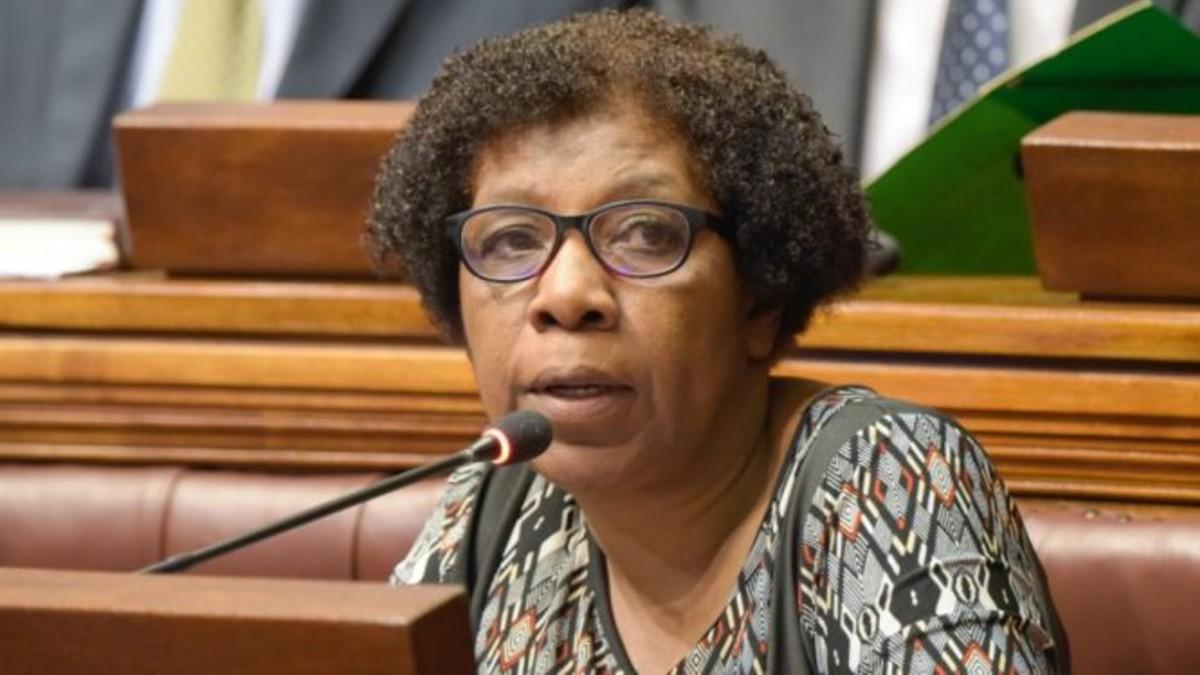 Senadora Gloria Rodríguez: «El Frente Amplio no va a lograr desestabilizar a la coalición, porque estamos sólidos más fuertes que nunca»