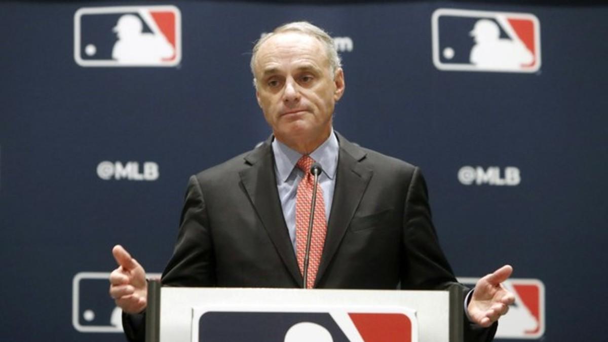 Temporada 2020 de las Grandes Ligas en la cuerda floja