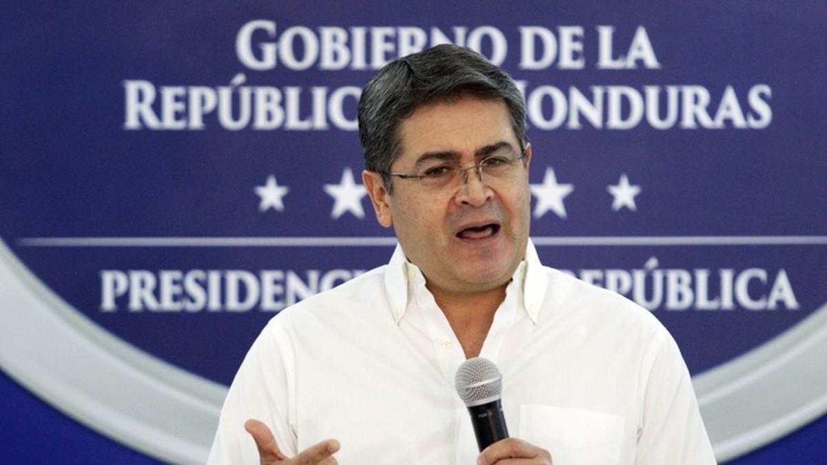 Consejo anticorrupción de Honduras solicita renuncia del presidente Juan Orlando Hernández