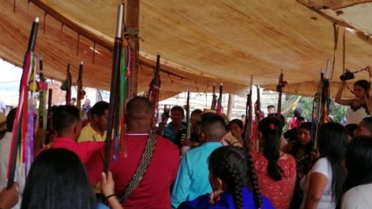 Organización exige protección a indígenas colombianos en el Cauca ante constantes asesinatos
