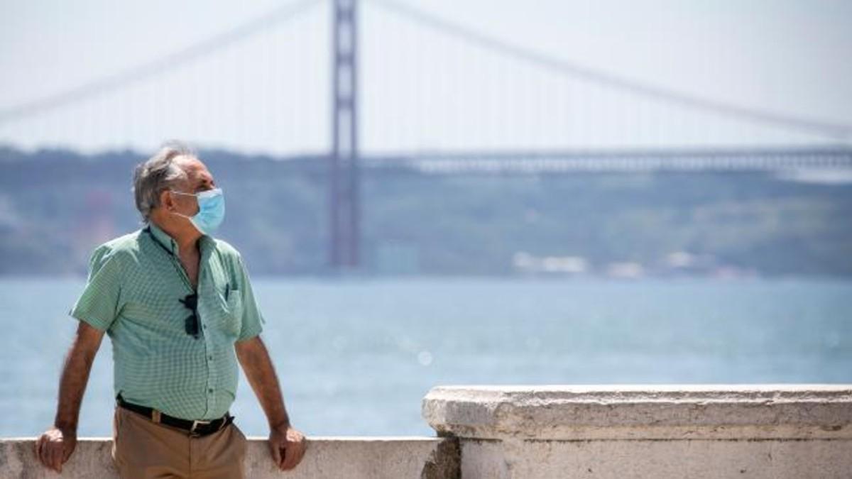 Portugal regresa al confinamiento por repunte de contagios por coronavirus