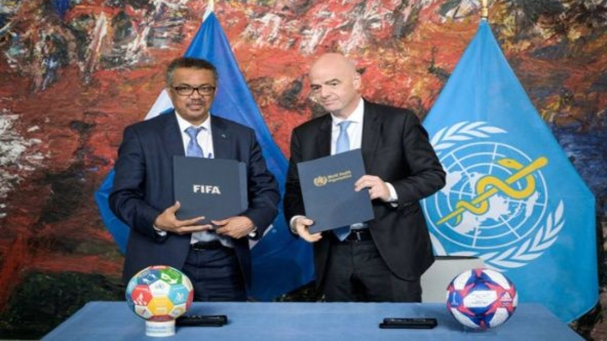 FIFA establece marco regulatorio para la reactivación del deporte con sugerencias médicas contra COVID-19