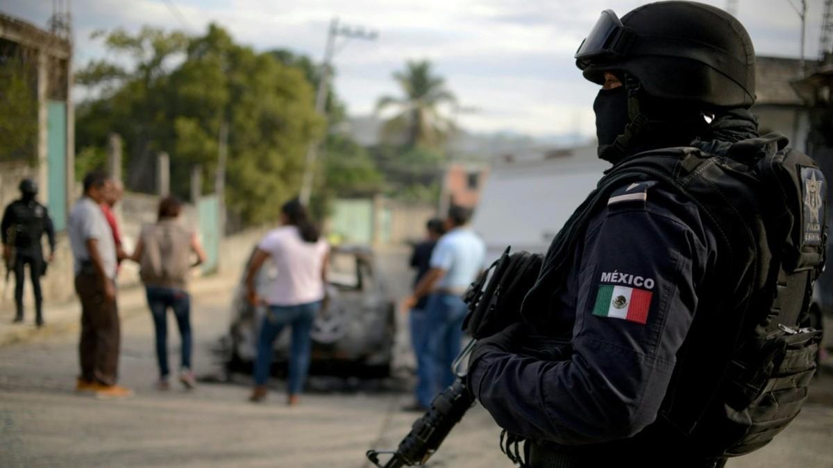 México en llamas por abuso policial