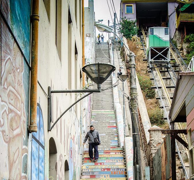 """La """"batalla"""" por confinar Valparaíso"""
