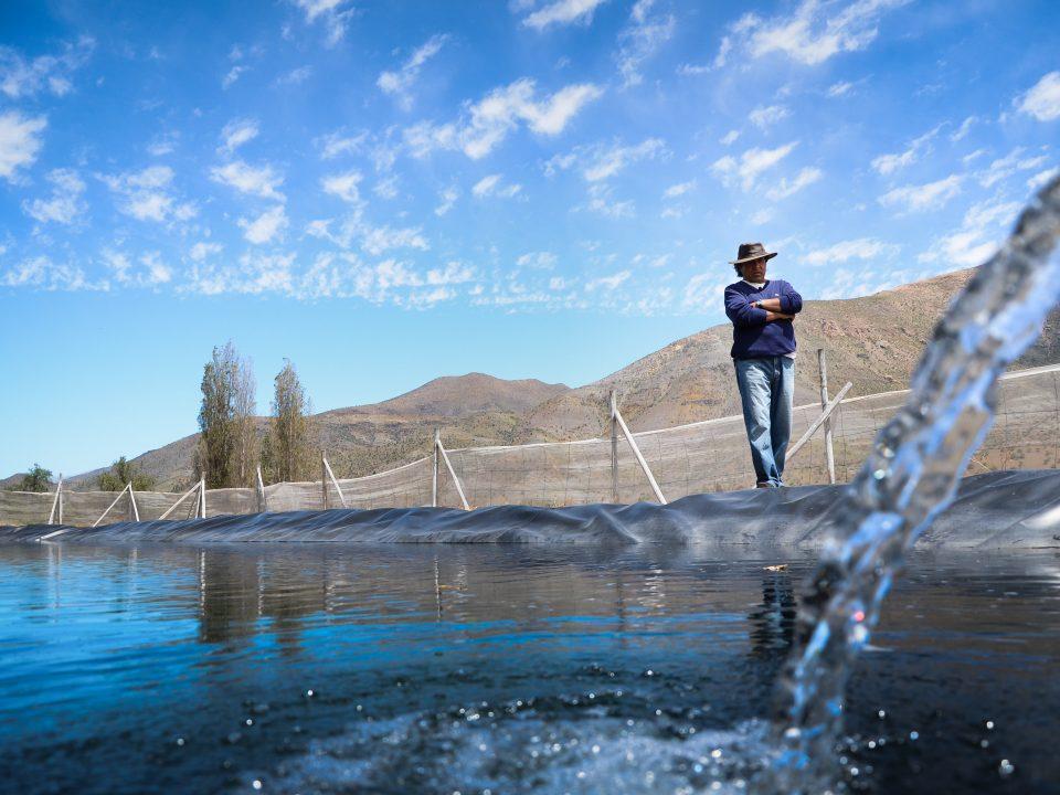Más del 50% de constituyentes electos firmaron compromiso para consagrar el agua como derecho constitucional
