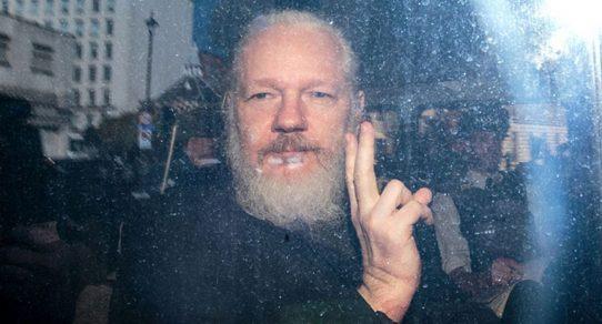 Juicio de extradición de Assange se aplaza hasta después de las elecciones en EE.UU.