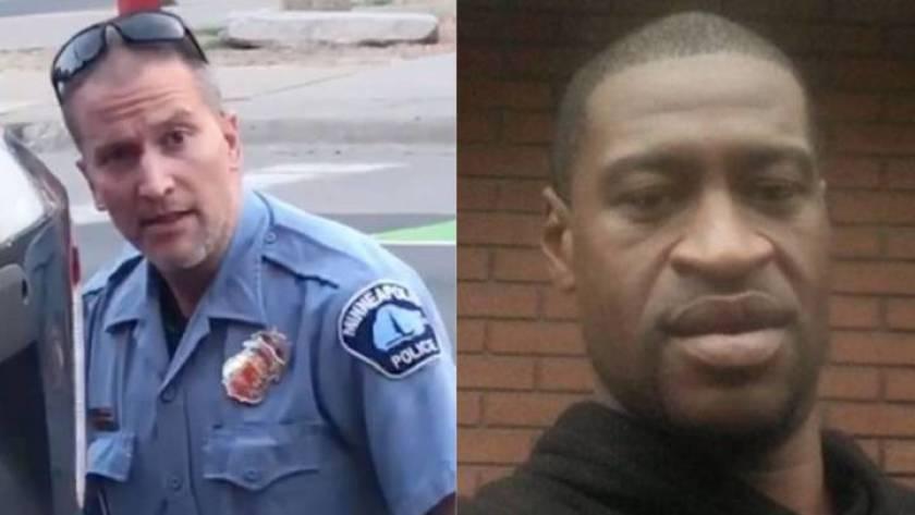 Policía que mató a George Floyd podría recibir una pensión de 1 millón de dólares