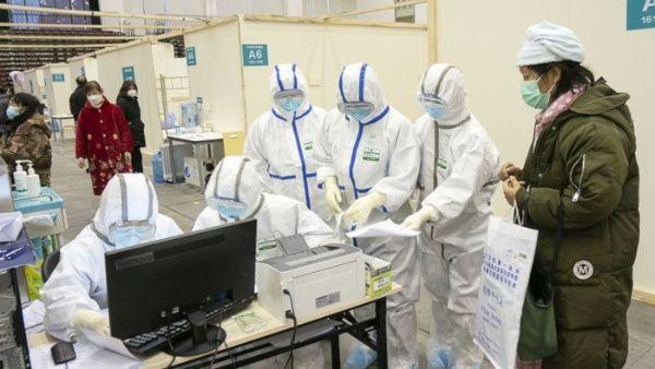 China registra su primer caso de COVID-19 en 56 días