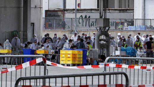 Alemania reporta récord de muertes diarios por la Covid-19