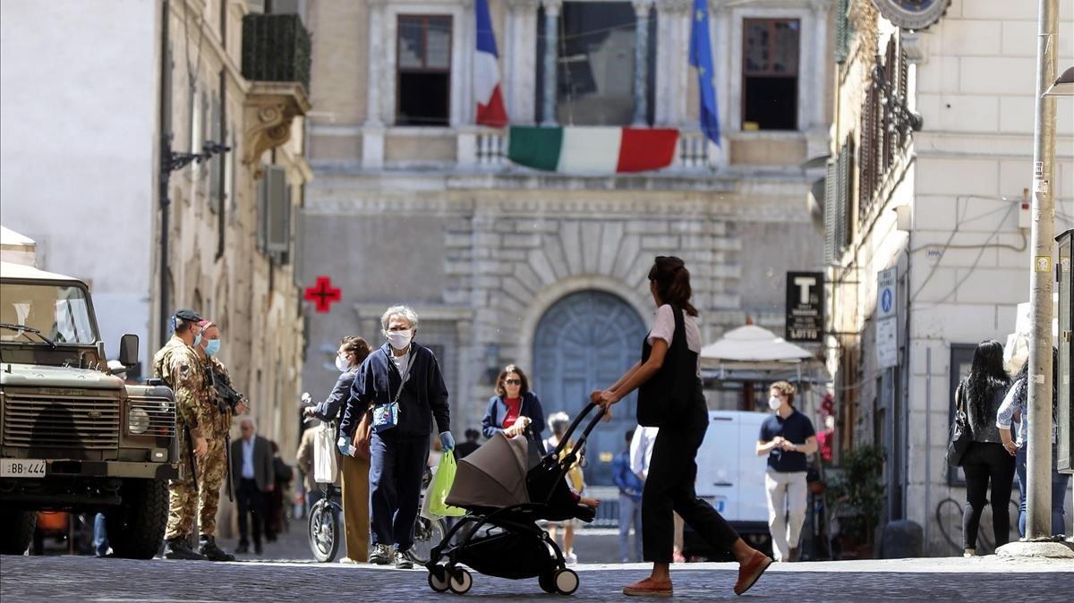 Italia impone nuevas medidas ante el repunte de casos de coronavirus