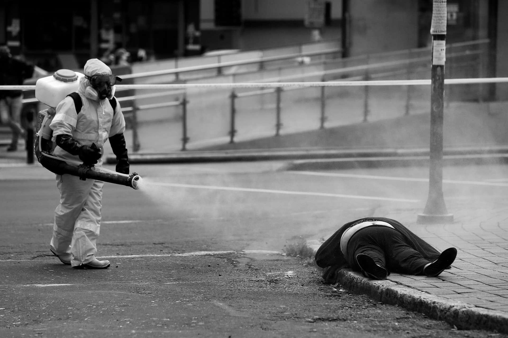 L'odyssée inhumaine des familles à Quito : il n'y a pas de test pour COVID-19 en Équateur