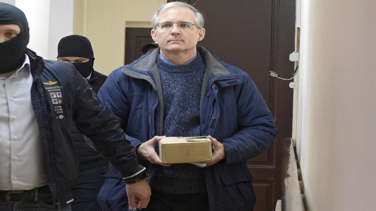 Justicia rusa condena al estadounidense Paul Whelan a 16 años de cárcel por espionaje