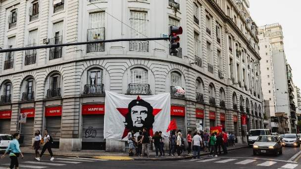 """Casa natal del """"Che"""" Guevara en Rosario fue puesta en venta por su propietario"""
