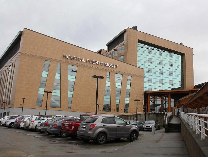 Puerto Montt: quinto piso del hospital local amplía servicio y vigilancia de pacientes