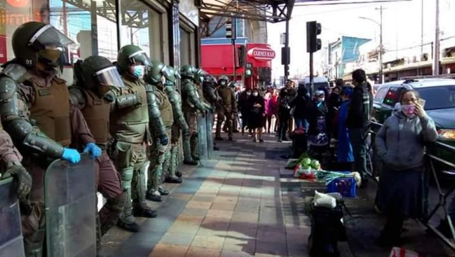 Racismo estructural e histórico a la existencia Mapuche