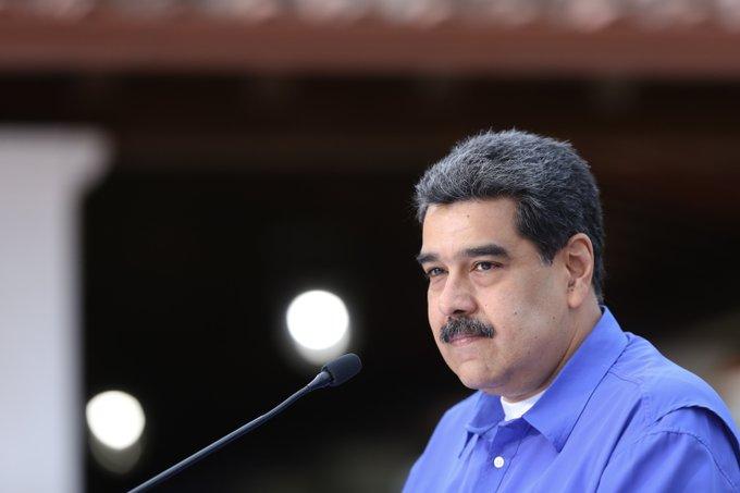 «En el momento que sea necesario»: Maduro reitera disposición para reunirse con Trump
