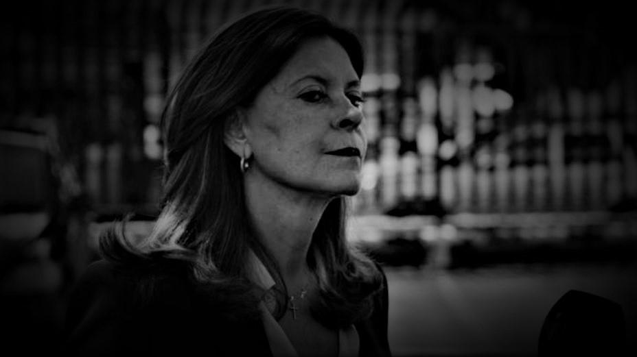 Colombia: Vicepresidenta hasta el cuello por vínculos con el narcoparamilitarismo