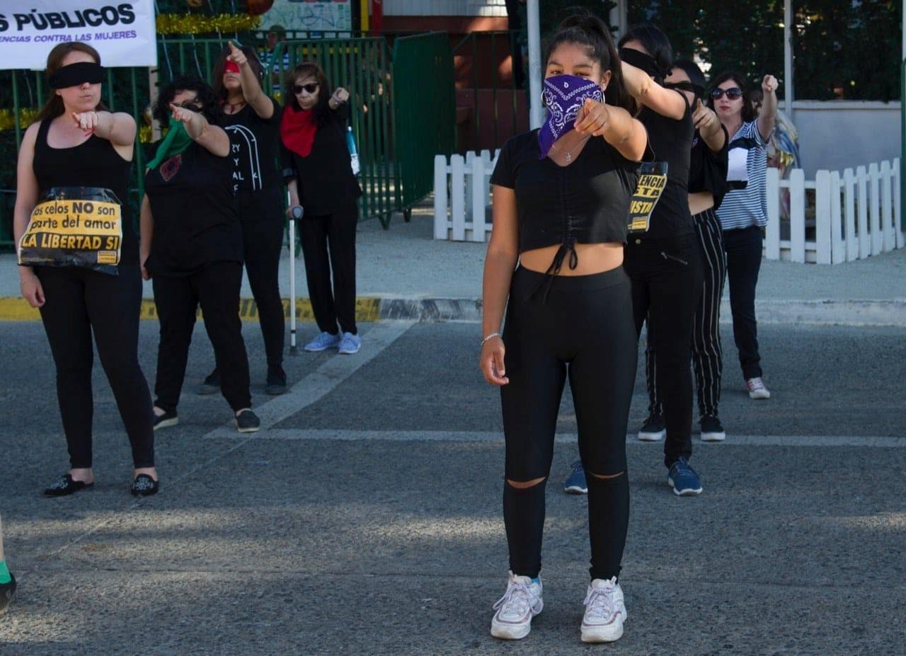 El violador eres tú: CIDH expresó su preocupación por demanda de Carabineros contra Las Tesis