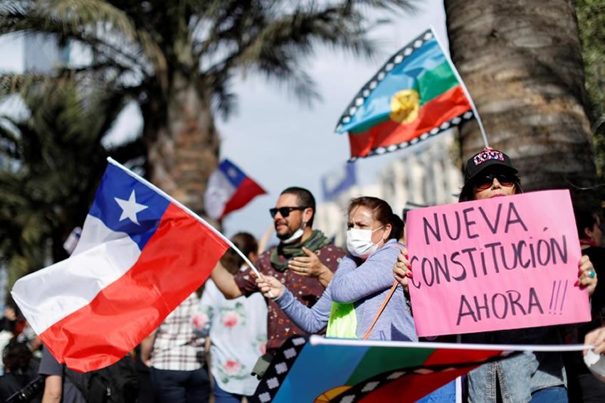 Por una Constitución guiada por la Doctrina de los Derechos Humanos