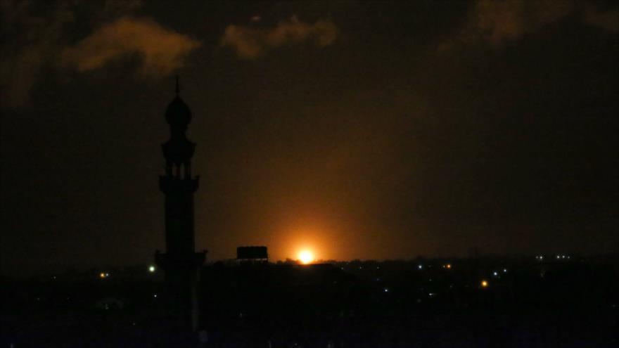 Israel lanza nuevos ataques aéreos contra la Franja de Gaza