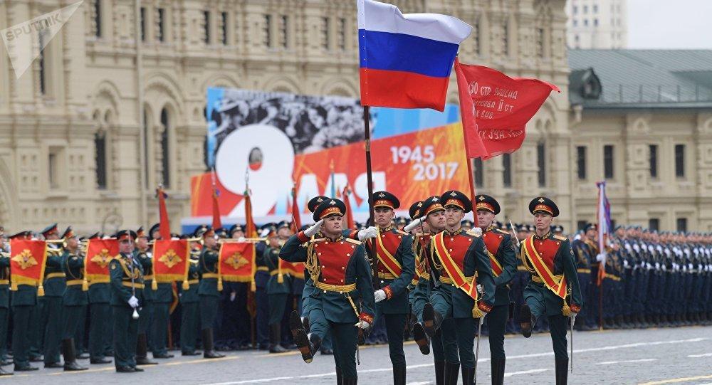 Autoridad rusa aclara que el Desfile de la Victoria es una celebración para el pueblo, no una muestra de militarismo