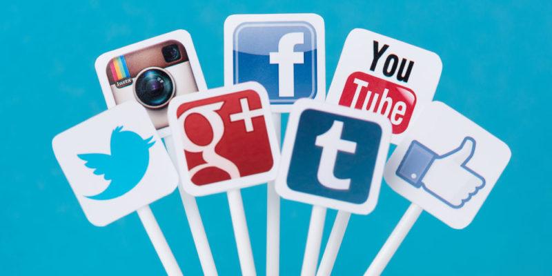 ¿Cómo se puede limpiar la huella digital de las aplicaciones y redes sociales?