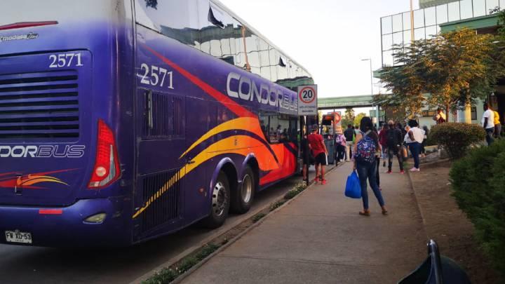 Los Lagos: seremi de Salud denuncia traslado de pasajeros de pie en buses interurbanos