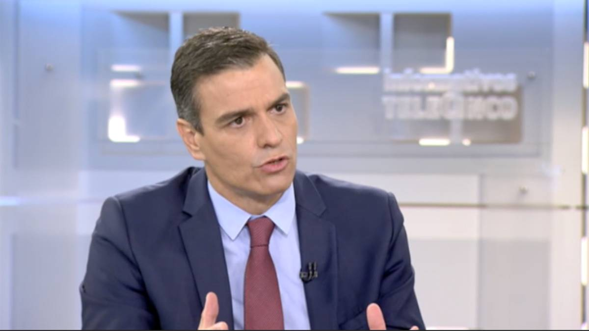 En septiembre presentarán moción de censura contra el presidente de España